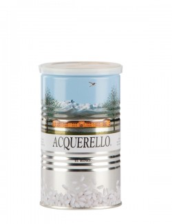 Riso Acquerello in lattina 500 g