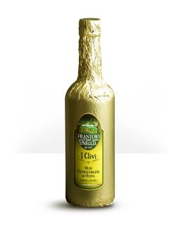 Olio Extravergine di Oliva I Clivi 0,75 lt Frantoio di Sant'Agata d'Oneglia