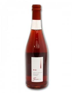 Lambrusco Al Cer - rifermentato in bottiglia - Ferretti Vini 0,75 l