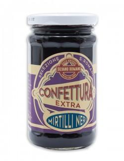 Confettura extra Mirtilli Neri 280 g