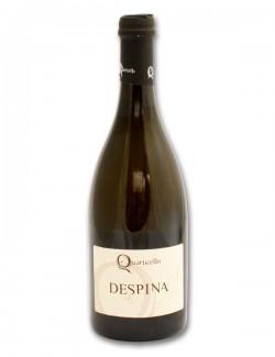 Malvasia Despina - rifermentata in bottiglia - Quarticello 0,75 l