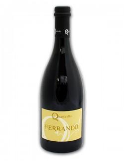 Ferrando - Lambrusco salamino rifermentato in bottiglia - Quarticello 0,75 l