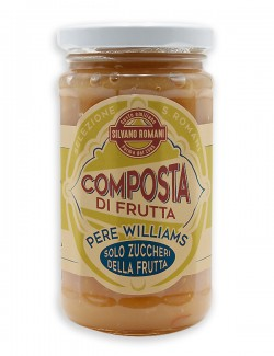 Composta di pere William 250 g