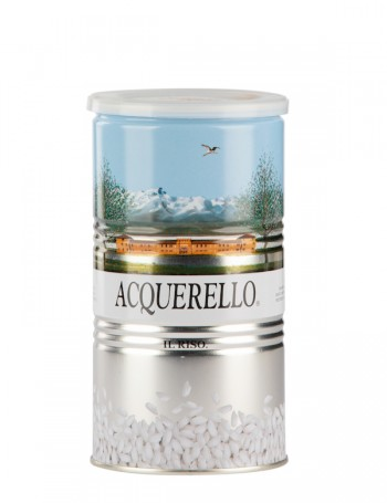 Riso Acquerello in lattina 1 kg