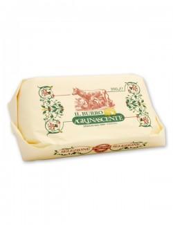 Burro Agrinascente Selezione Silvano Romani 250 g (Consegna solo in Italia)