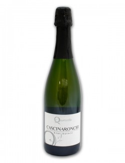 CascinaRonchi - Spergola Brut Nature - Quarticello 0,75 l