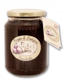 Confettura extra di prugna zucchella di Lentigione - 800 g