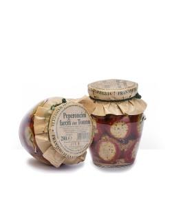 Peperoncini farciti con tonno 280 gr