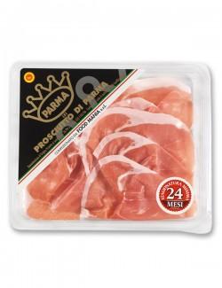 Prosciutto di Parma DOP stagionatura minima 24 mesi 100 g (Consegna solo in Italia)
