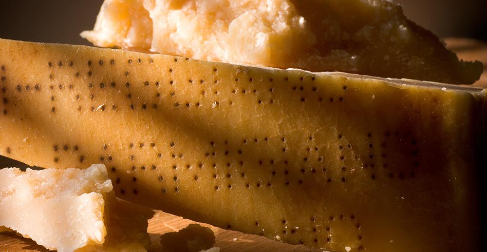 come riconoscere il Parmigiano Reggiano Dop